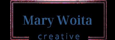 Mary Woita Creative logo
