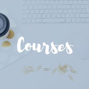blog courses